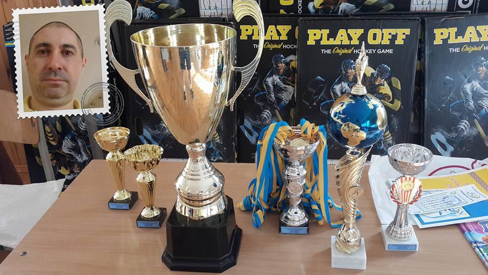 чемпионат украины по хоккею 2015-16